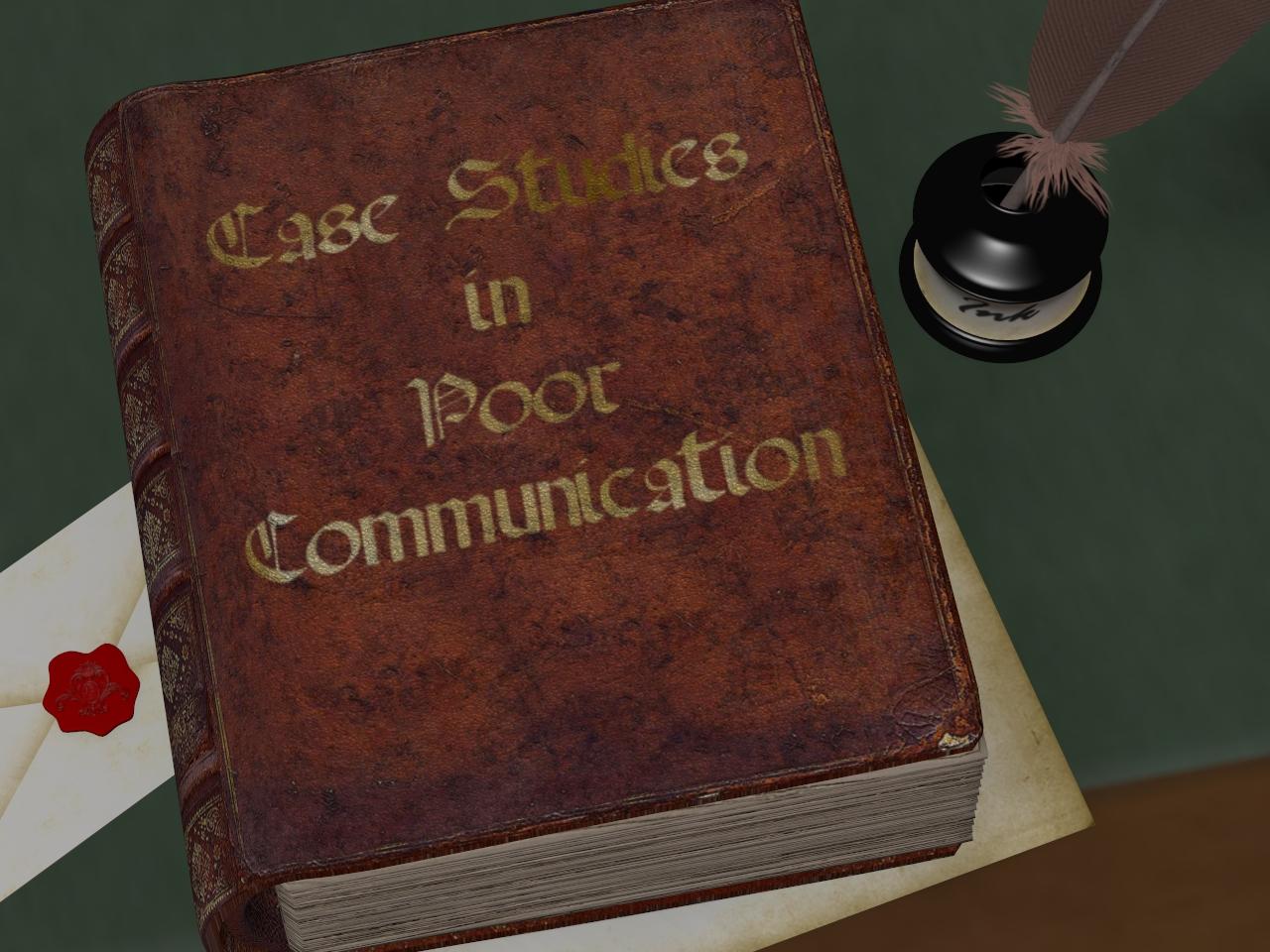 A Study in Communication, Webhostinghub
