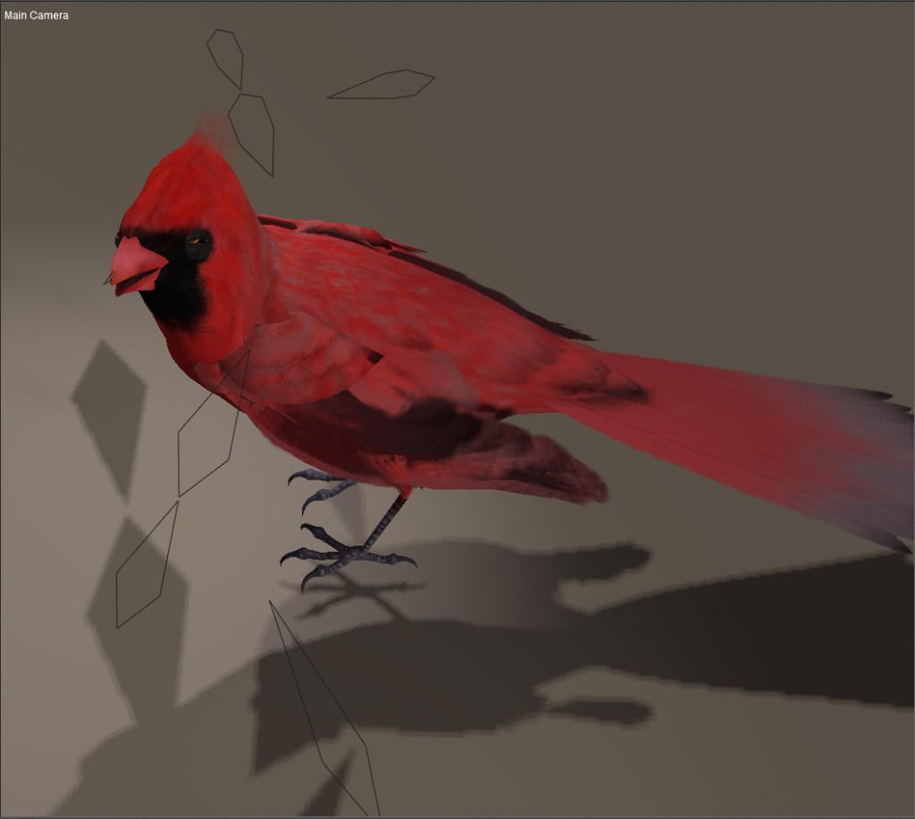 Bird_texture_red