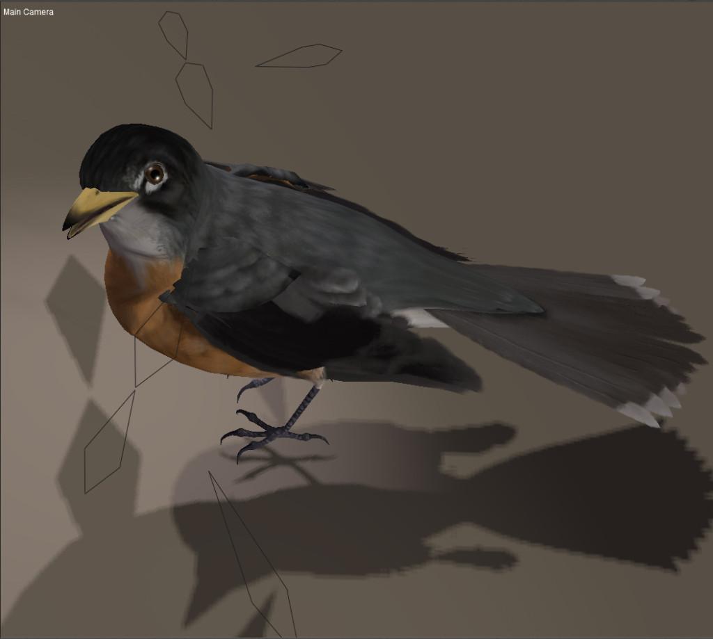 Bird_texture_robin_fat