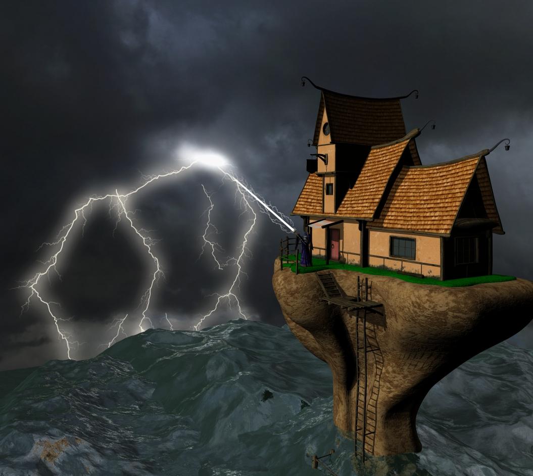 Storm Wizard 1