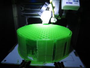 Vesta honeycomb